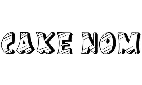 Cake Nom