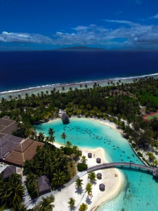 December in Bora Bora KAP Dec