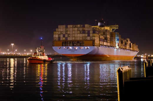 Departure - MARCHEN Maersk