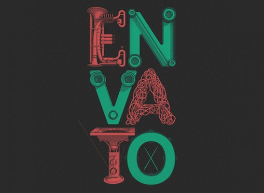 Design a Retro Typographic Poster Using 3D Elements in Photoshop