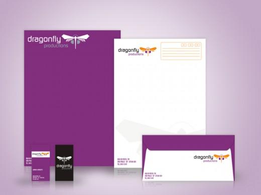 DragonFly - Letterhead