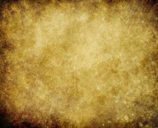 Feathered Gold Texture