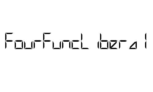 FourFuncLiberal