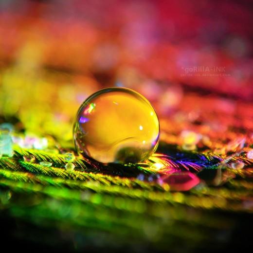 My Technicolor Reality