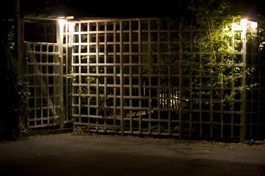 Night Photography Lattice