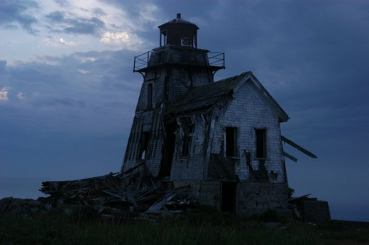 Old Light House 1