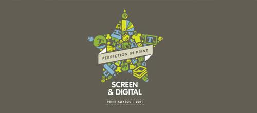 Screen & Digital Print Awards – 2011
