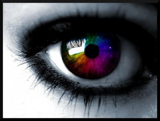 Technicolor Eyes