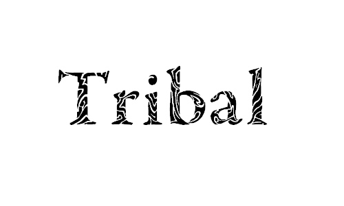 Tribal Garamond