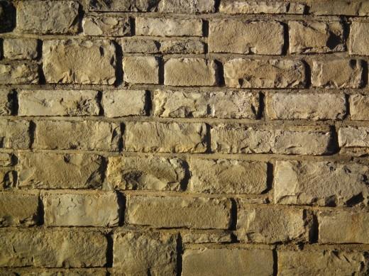 Weathered Brick Stone Wall 01