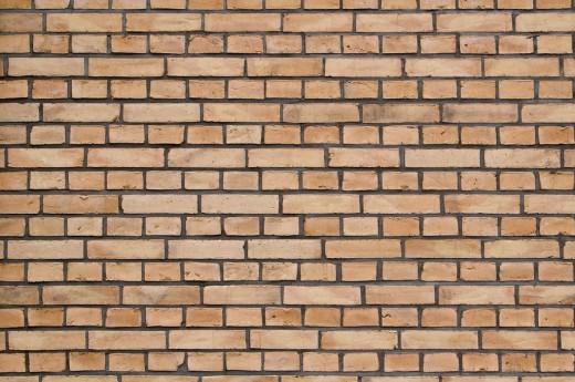 Yellow Brick Texture 01