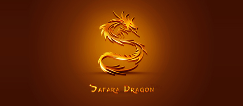 Safara Dragon Logo