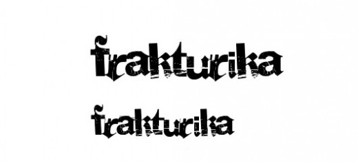 Frakturika
