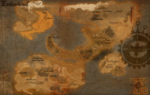 Etherland Map Outdated