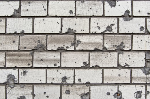 Cracked Wall Tiles 01