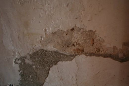 Damaged Wall Texture