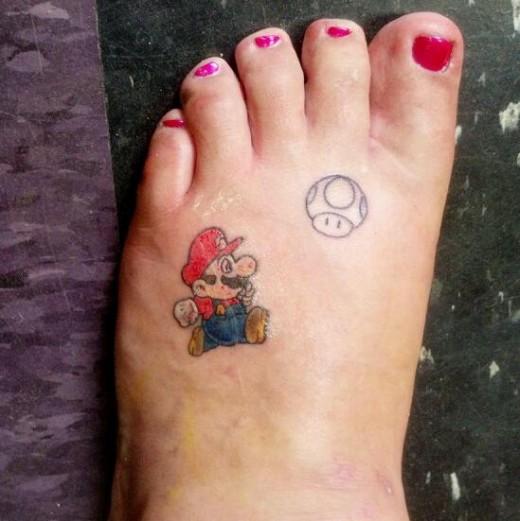 Mario Done