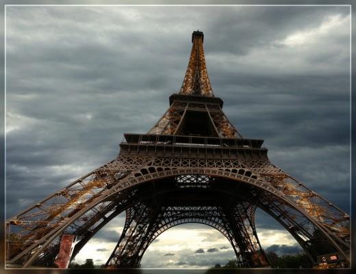 The Eiffel Tower III