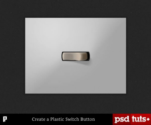 Create a Plastic Switch in Photoshop