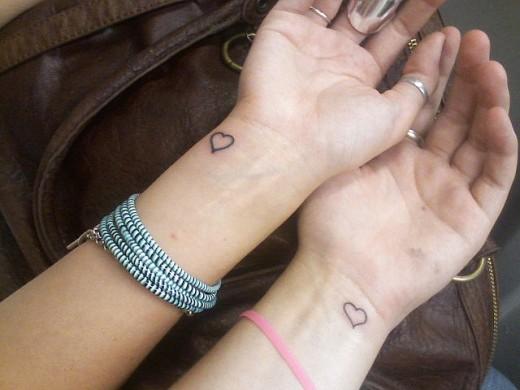Tattoo Friendship
