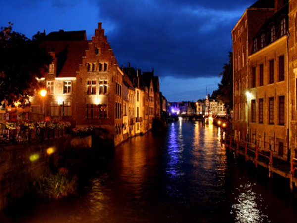 ghent-by-night - best night photography