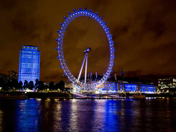 london-at-night - best night photography